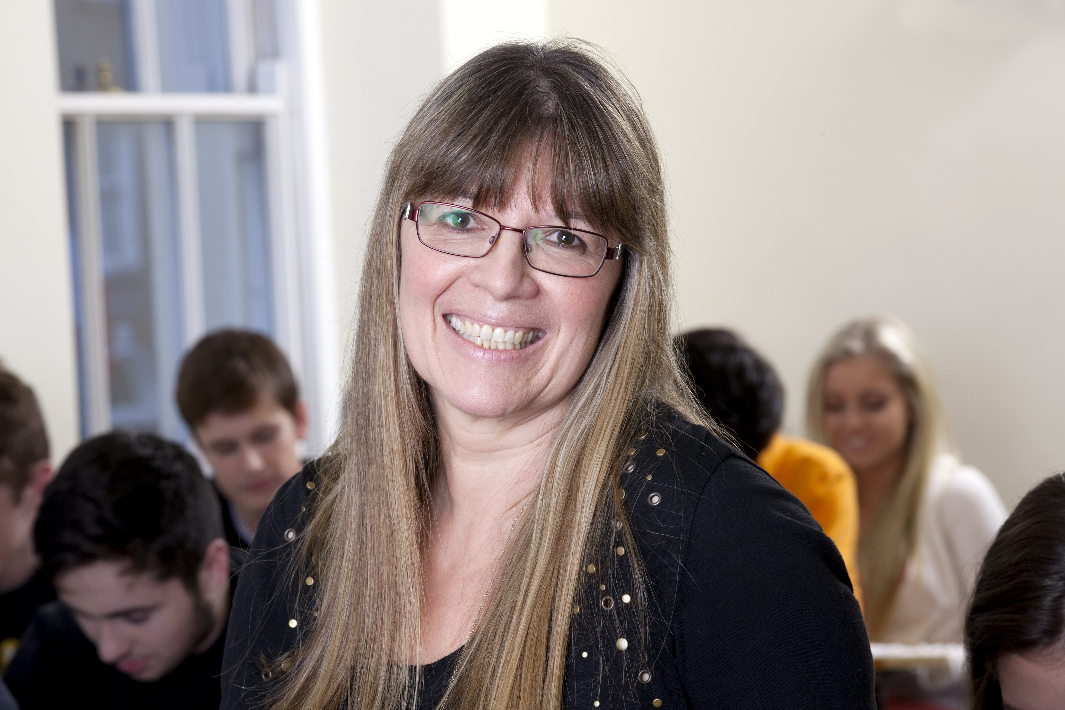 Corinne Gavenda - French Teacher at The Institute of Education
