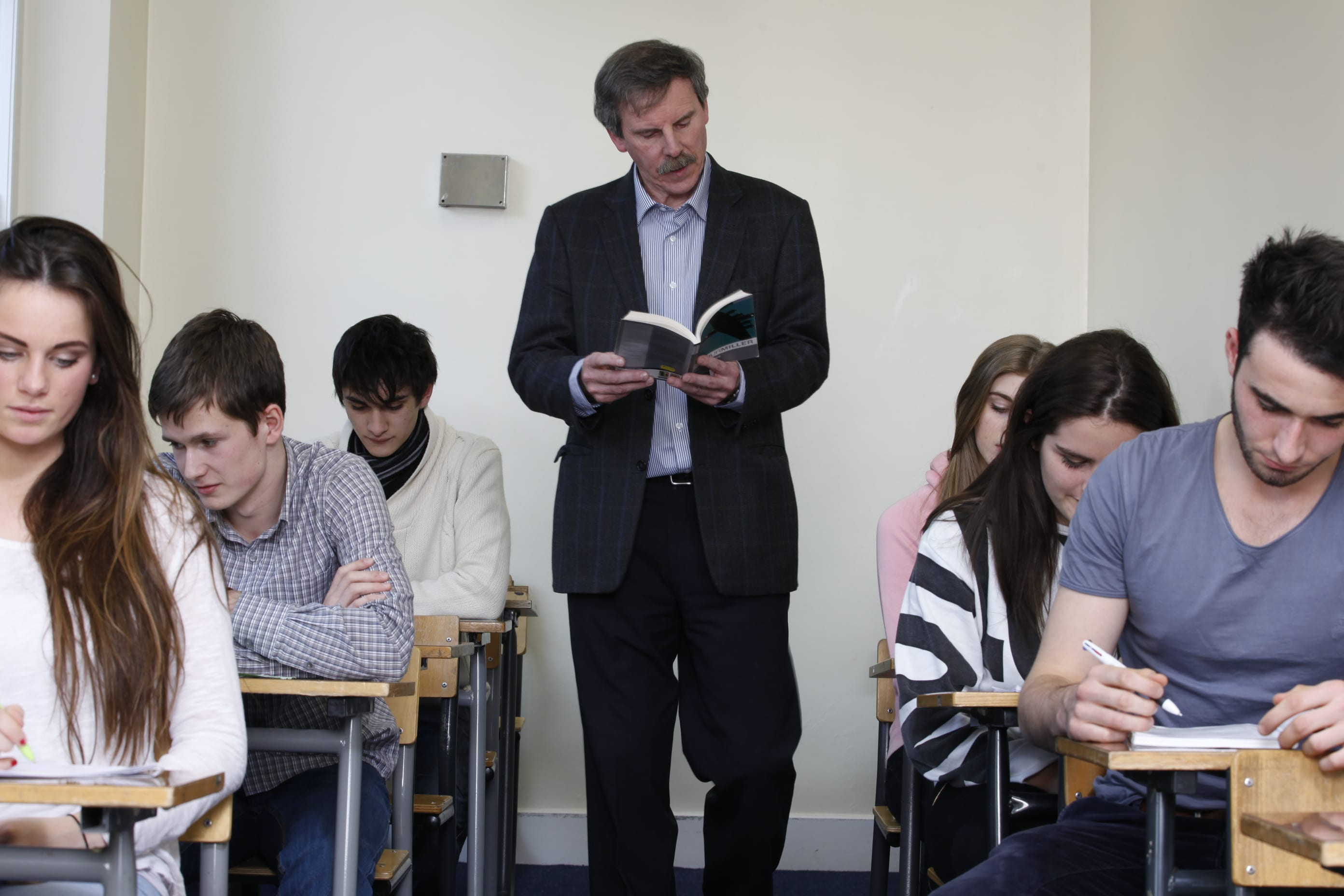 Martin Kelly - English Teacher at The Institute of Education