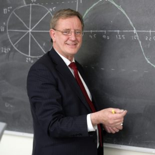 Exam Brief .  the Institute of Education Maths teacher Gerry Culleton    .      Pix Ronan Lang/Feature File