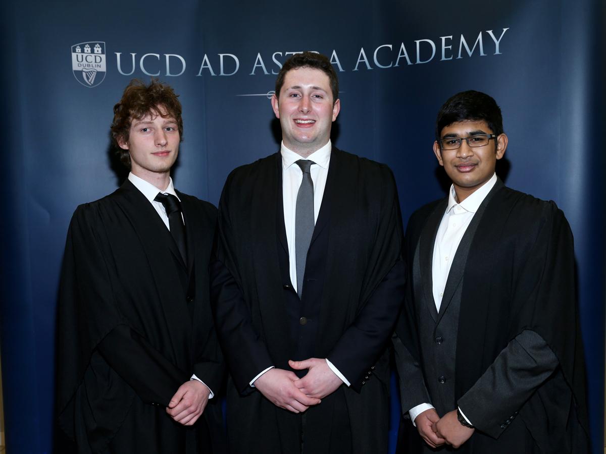 UCD Ad Astra Scholarship 2013