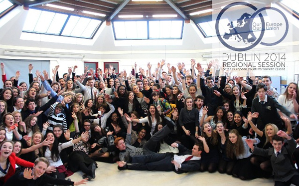 European Youth Parliament 2014