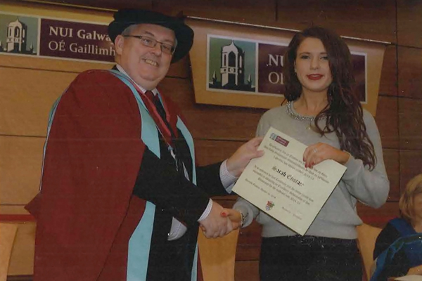 NUI Galway Excellence Scholarship