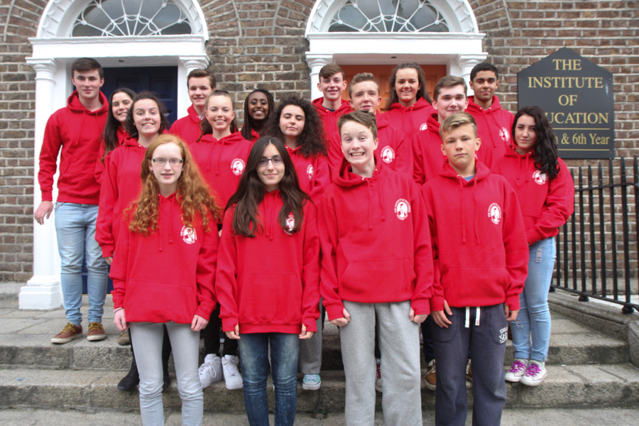 Transition Year Expo 2015