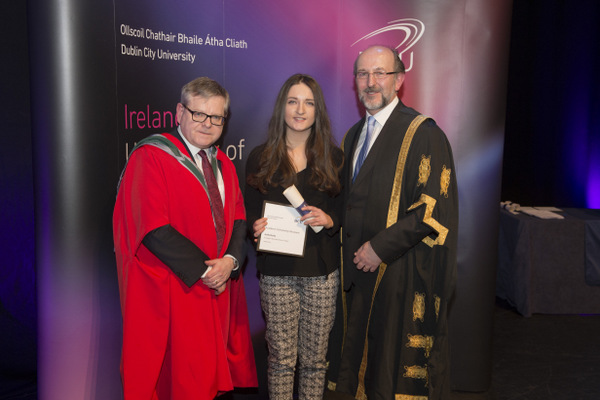 DCU Academic Achievement Award