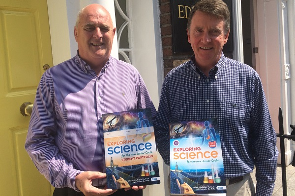 New Junior Cycle 'Exploring Science' Textbook