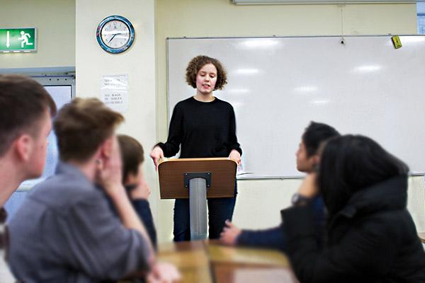 World Schools Debating Trials