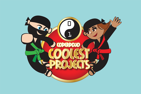 CoderDojo Coolest Projects logo