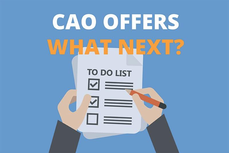 CAO offers