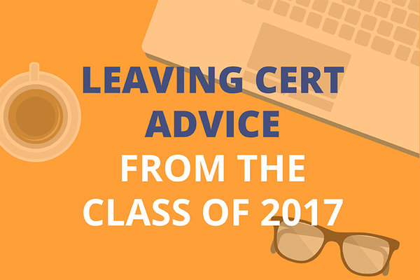 Leaving cert advice
