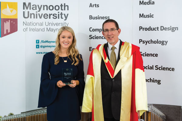Maynooth Entrance Scholarship 2018