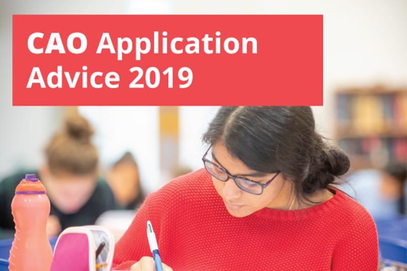 cao application advice 2019