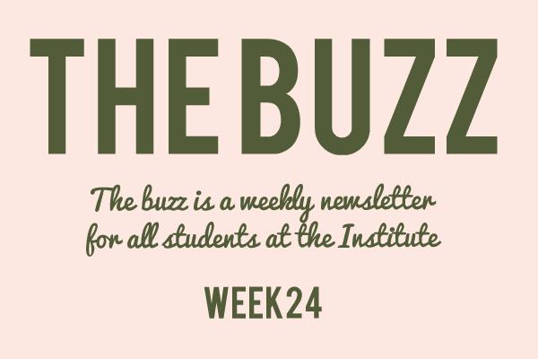 institute newsletter 2019 week 24