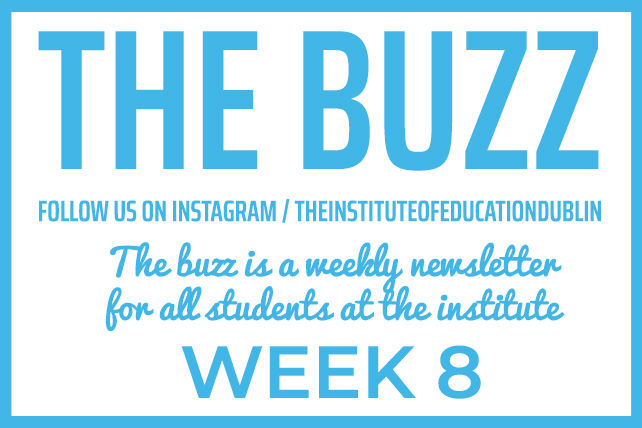institute newsletter week 8