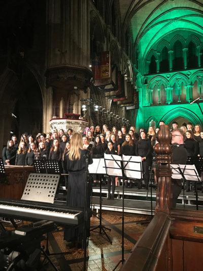 Institute Christmas concert 2019
