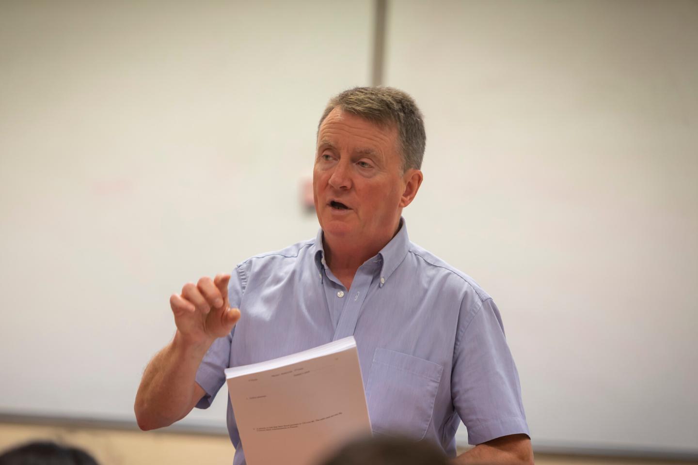 Pat Doyle Grinds Teacher Institute Of Education