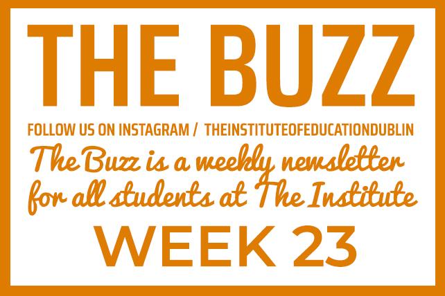 The Buzz - Week 23