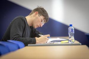 Junior Cert Student Study